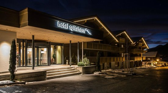 Hotel Spitzhorn Saanen Gstaad