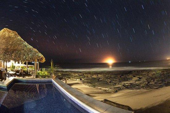 Miramar Surf Camp : Night sky