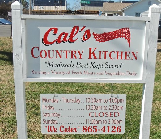 Cal's Country Kitchen, Madison