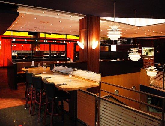 Bistro Lundia: Restaurang