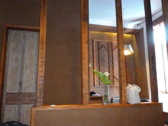 Hotel Fauna : Vista do Quarto