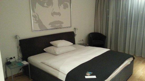 Augarten Art Hotel: Zimmer