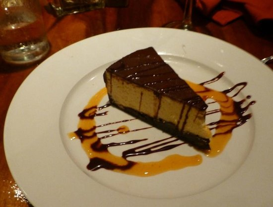 Keei Cafe: Lilikoi Cheesecake