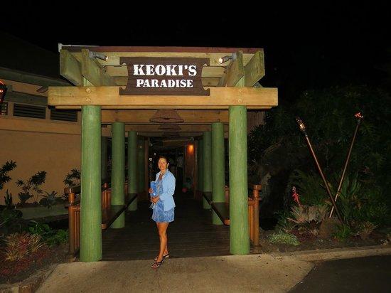 Keoki's Paradise : Keoki's