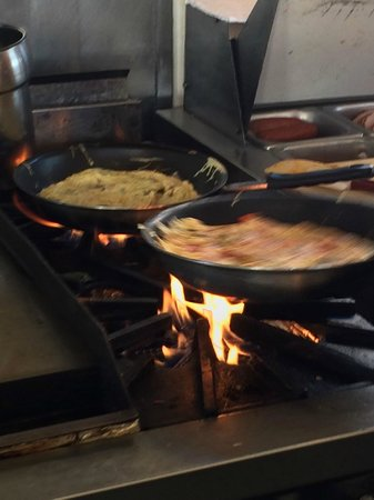 Loulou's Griddle In The Middle : feito com maestria