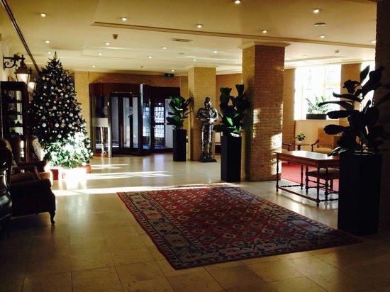 NH Brugge: Entrance :)
