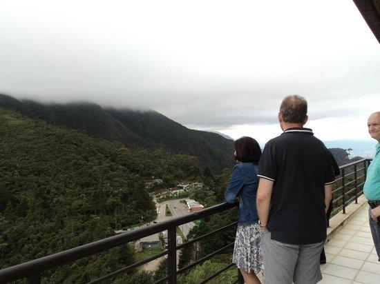 Hotel Sao Gotardo: nossa chegada