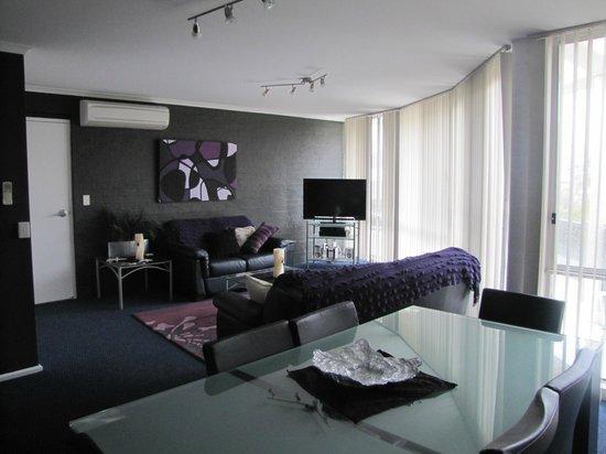 Apollo Luxury Apartments: Lounge