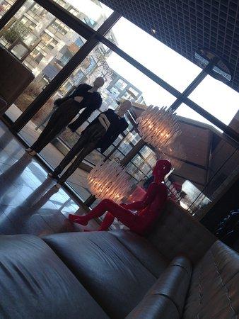 WestCord Fashion Hotel Amsterdam: Lobby