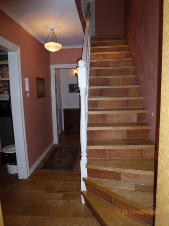 Our House : stairs