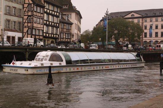 Batorama: the boat