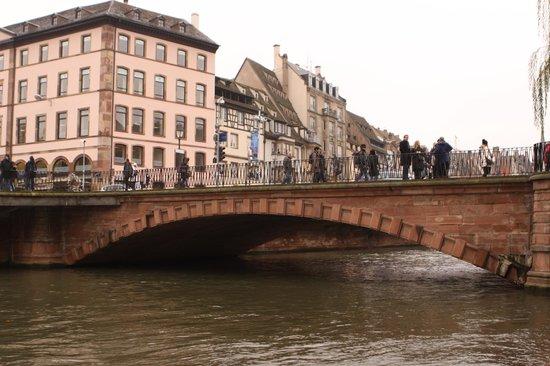 Batorama: a bridge we went under