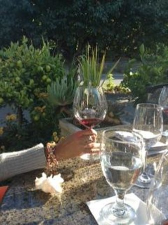 Hilton Sonoma Wine Country : Wine Tasting in Sonoma