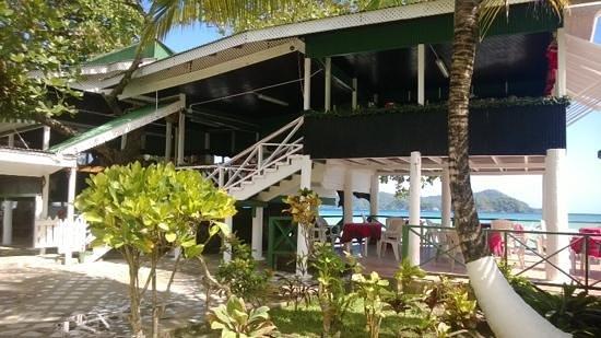 Jemma's Seaview Kitchen: Restaurant