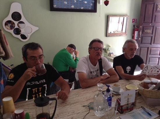 El Cafe de la Mancha : amigos del café