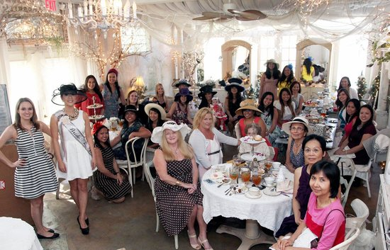 The Garden Gate Tea Room: Bridal Shower Tea Party