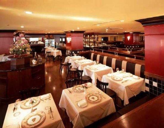 Brasserie Milly La Foret: レストラン
