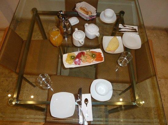 Casa Claver Loft Boutique Hotel : Café da manhã