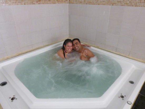 Hesperia Isla Margarita: zona de spa