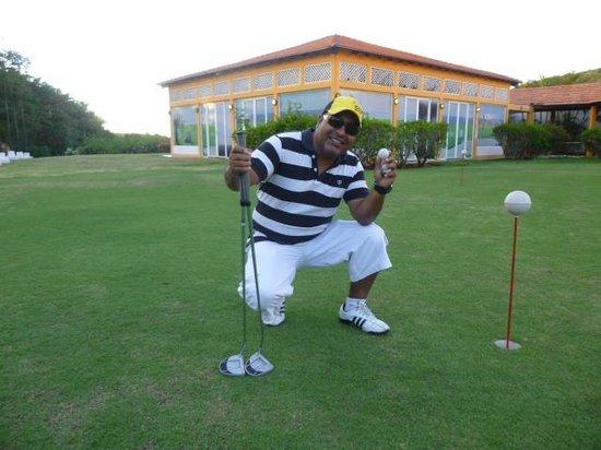 Hesperia Isla Margarita: golf