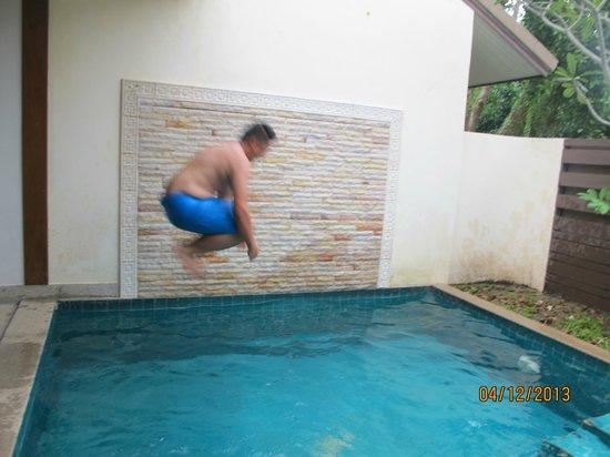 Coco Palm Beach Resort: Ready to make a splash!