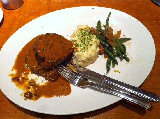 The Majestic Cafe: meat loaf