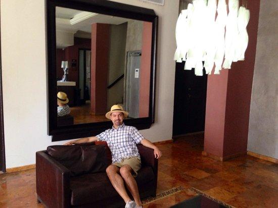 Hotel Plaza De Armas Old San Juan : Lobby