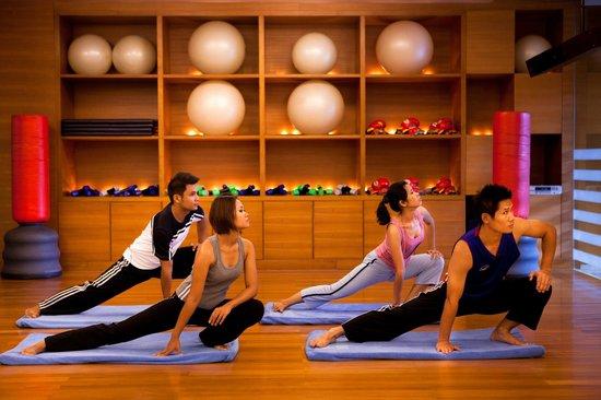 Conrad Bangkok Residences: Fitness Centre