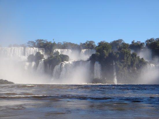 Foz de Iguazú: Cataratas