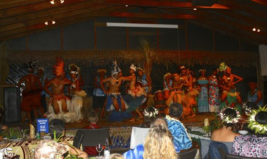 Highland Paradise Drums of our Forefathers Sunset Culture Show: The dancing says it all.