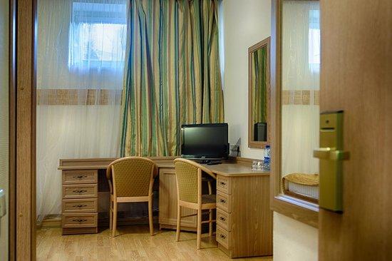 Hotel Park Krestovskiy: Standard room