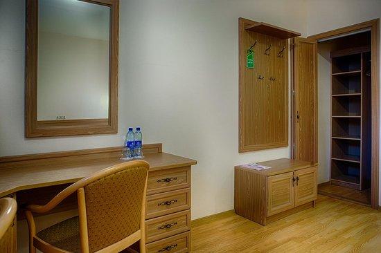 Hotel Park Krestovskiy: Standard room luggage room