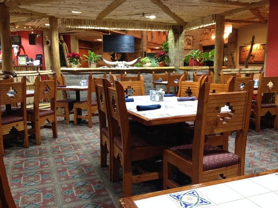 Best Western Plus Saddleback Inn & Conference Center: Restaurant - clean and yummy