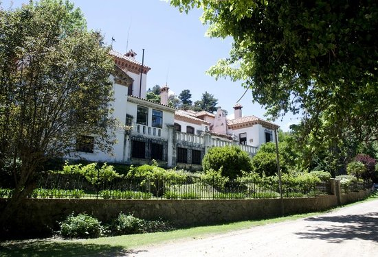 Casa de Manuel Mujica Láinez  : Vista de la Casa