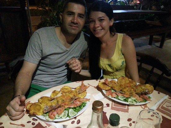 Sabor Latino Bistro Restaurant: Excelente sabor