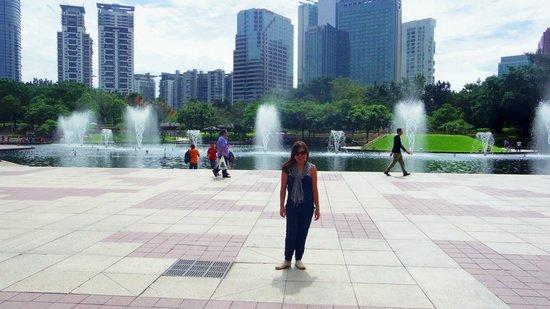 Kuala Lumpur Convention Center : Watershow