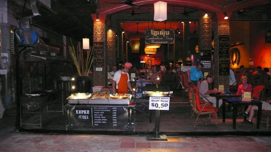 Cambodian Soup Restaurant: Street View