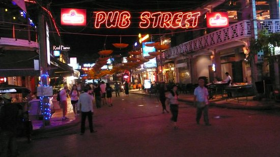 Cambodian Soup Restaurant: Pub Street