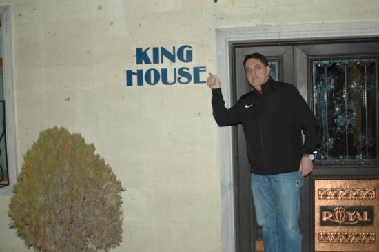 Royal Stone Houses : Suite King House