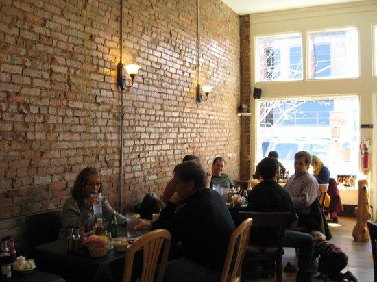Bluegrass Grill: Indoor
