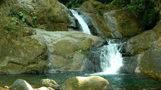 La Culebra Waterfall照片