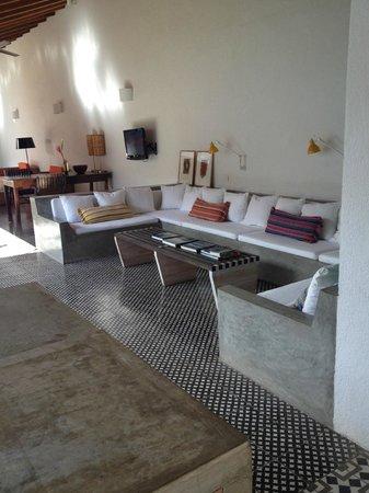 Los Patios Hotel: Lounge