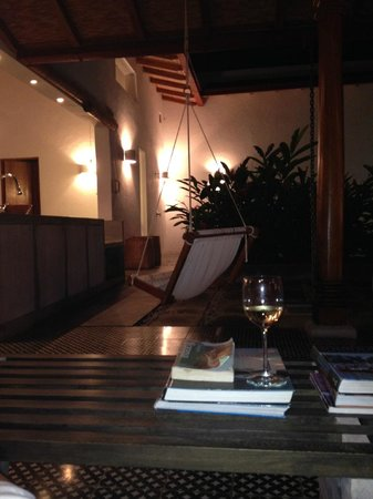 Los Patios Hotel: Evening at Los Patios