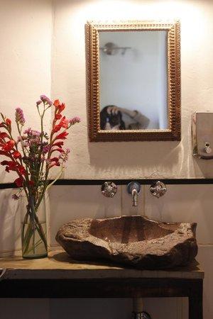 El Albergue Ollantaytambo: Restroom