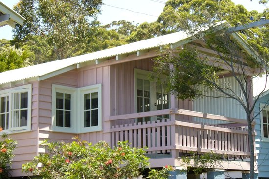 Hyams Beach Seaside Cottages: relax