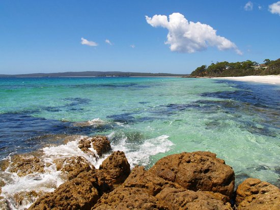 Hyams Beach Seaside Cottages: Hyams Beach