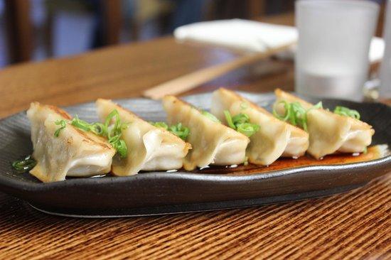 Asahi Japanese Restaurant: Authentic Japanese Gyoza