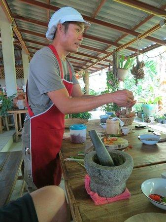 Sammy's Organic Thai Cooking School: Sammy's