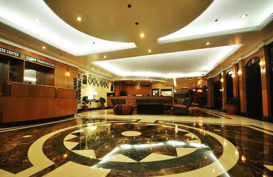 The Executive Plaza Hotel Manila: Hotel lobby