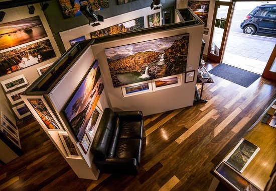 Monk Art Photography Gallery: The Gallery at 62 High St, Fremantle